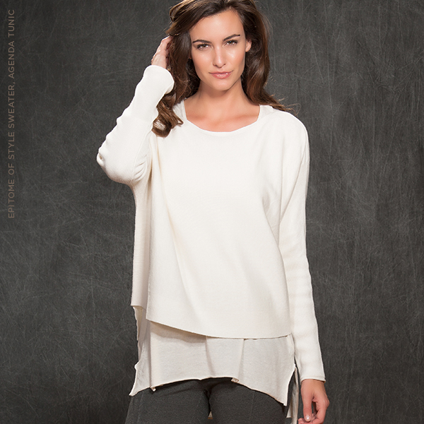 Epitome of Style Sweater, Agenda Tunic