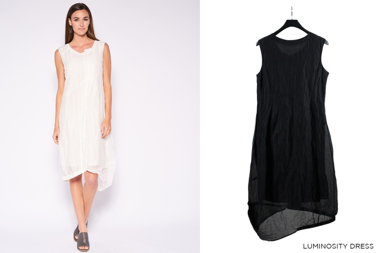 personal style -luminosity dress